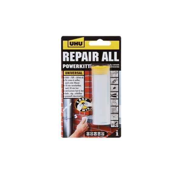 چسب تعمیراتی UHU repair all powerkitt