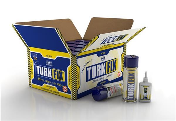 چسب 123 ترک فیکس TURKFIX