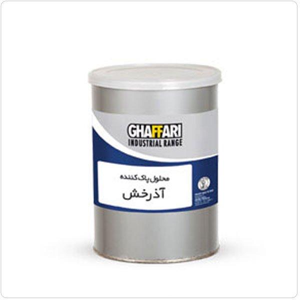 محلول پاک کننده آذرخش