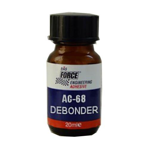 حلال چسب قطره ای فورس AC 68
